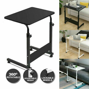 Notebook Computer Desk Adjustable Portable Laptop PC Table Trolley Sofa Bed Tray