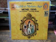Lecocq : la fille de Madame Angot - Dens / Dachary / Michel -  Pathé OPTG 3132