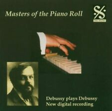 Debussy plays Debussy - Masters of the Piano Roll series