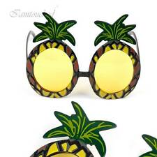 Yellow Pineapple Sunglasses Glasses Summer Beach Fancy Costume Dress Hen Party