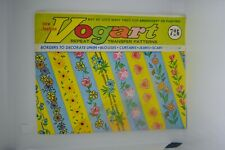 1940's Vogart Repeat Transfer Patterns #726