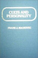 Cults and Personality by Machovec, Frank J.