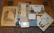 More details for set of french foreign legion  certificates large & small. 2rep, 1re  and 1rec #2