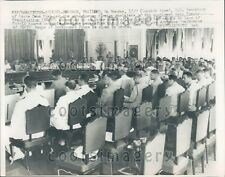 1961 Foreign Ministers at Southeast Asia Treaty Meeting Bangkok Press Photo