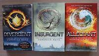 Divergent   Allegiant   Insurgent - Veronica Roth - Taschenbücher, Englisch