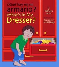 ¿Que hay en mi armario?/ What's In My Dresser? (Spanish Edition)