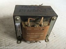 Table Pinball Machine Transformer USED 502-800-44 #2037