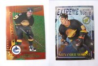 1997-98 Pacific Dynagon #129 Mogilny Alexander copper   canucks