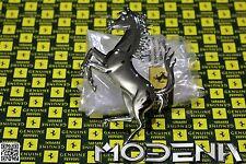 Ferrari Emblem 116 mm Cavallino Rampante Horse FF 599 SA Aperta rear