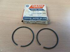 YAMAHA YG5S YG5T + 0.50 Piston rings Nos part 180-11601-20