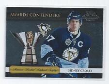 Sidney Crosby 2010-11 Playoff Contenders Awards Contenders #11
