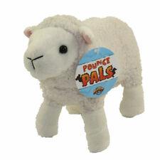 Adventure Planet Plush Pounce Pal - Sheep ( 6.5 inch ) - New Stuffed Animal Toy
