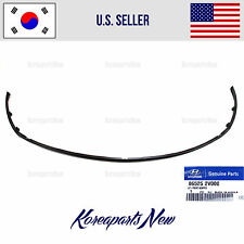 FRONT BUMPER LOWER SPOILER CHIN LIP 865252V000 HYUNDAI VELOSTER BASE 2012-2016
