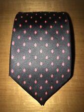 Christian Dior Tie - Made in Australia - RARE - Retro Colours - 100% Silk