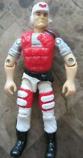 "1994 G.I. Joe LIFELINE (v4) RESCUE TROOPER 3.75"" Action Figure"