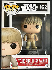 FUNKO Star Wars Joven Anakin Skywalker Exclusivo POP Figura De Vinilo