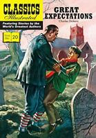 Great Expectations (Classics Illustrated) by Charles Dickens Libro De Bolsillo