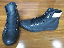 NEW Converse Chuck Taylor Counter Climate Boots Shoes MENS 9 Black Leather