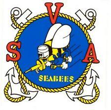 Navy Seabee Veterans of America Decal