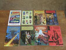 League Of Extraordinary Gentlemen Vol 1 #1 2 Vol 2 #2 3 4 5 6 Bumper Compendium
