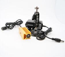 532nm 30mW Green Laser LINE Module Locator for Cutting Machine+Bracket+heatsink