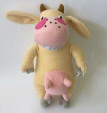 "Cartoon Network Cow and Chicken 13"" Plush Soft Toy"