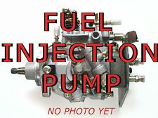 NEW/Genuine Fuel Injection Pump RENAULT GRAND SCENIC / KANGOO / MEGANE (2001-)