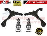 FOR HONDA CRV 2.0 02-06 FRONT AXLE LOWER WISHBONE SUSPENSION ARMS BALL JOINTS