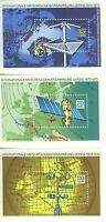 ALEMANIA/RDA EAST GERMANY 1972 MNH SC.1362/64 Meteorologis´meeting