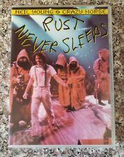 Neil Young  Crazy Horse - Rust Never Sleeps (DVD, 2002)