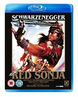 RED SONJA [Blu-ray] (1985) Brigitte Nielsen, Arnold Schwarzenegger Conan Kalidor