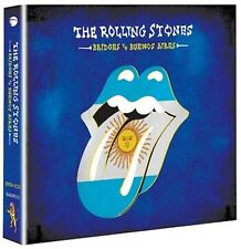 The Rolling Stones - Bridges to Buenos Aires - New 2CD/DVD