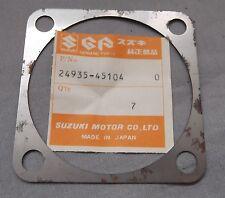 Genuine Suzuki GS850 GS1000 GS1100 Rear Bevel Drive Gear Shim 24935-45104