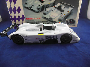 Kyosho 08533A BMW V12 LMR 99 Le Mans Winner #15 1:18 Scale Item produced 2000
