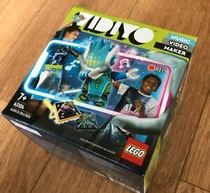 LEGO 43104 Vidiyo Alien DJ Beatbox 73 pieces age 7 plus. -Brand NEW~
