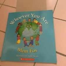MEM FOX. WHOEVER YOU ARE. 9781760152871