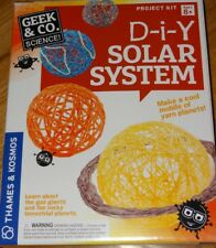 DIY Solar System Science Project Kit Geek & Co. Thames & Kosmos Mobile