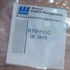 Carburetor Rebuild Overhaul Kit ALL Walbro HDC CARBS K10-HDC US Seller