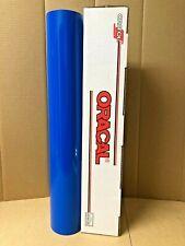 Oracal 651 1 Roll 24 X 10yd 30ft Gentian 098 Gloss Sign Vinyl
