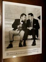 Mad City movie photo set of 3 stills - John Travolta, Dustin Hoffman