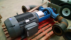 vertical cooling tower pump with electric motor