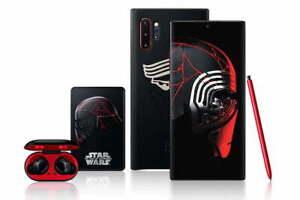 """Samsung Note10+ N9750 6.8"""" 256GB Star Wars Edition with Galaxy Buds By FedEx"""