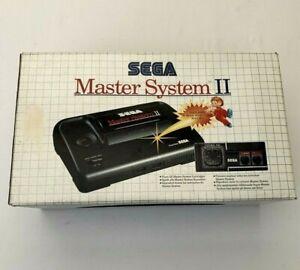 Sega Master System 2 Boxed