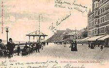 Quebec,Canada,Dufferin Terrace,Promenade et Cidadel,Used,U.S.Stamp,1906
