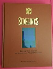 Sidelines - Behind the Scenes of America's Favorite Sport by Ben Higgs 1992 1st.