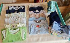 Baby Bekleidung 56-62 Paket Erstlingsausstattung Jungen Strampler