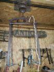 F E  Myers  Barn Trolley Harpoon Fork Hay Carrier Antique Cast Iron Farm Tool