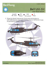 Bestfong Decals 1/144 BELL UH-1H IROQUOIS Republic of China Navy