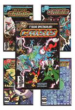 Crisis on Infinite Earths VF/NM 9.0+ Back Issues DC Comics