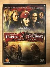 Pirates of the Caribbean - At Worlds End (DVD, 2007, Disney) - F0922